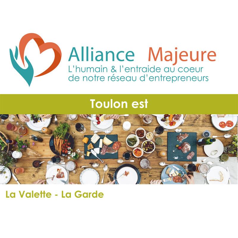Repas Alliance Majeure Toulon Est du 22/09/2020